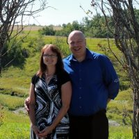 Walter and Cindy Selke