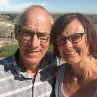 Wally and Arlene Schroeder